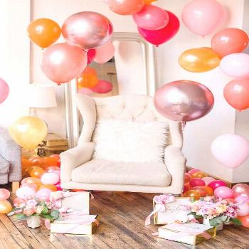 A Bridesmaid Shower Full of Bridesmaid Gift Ideas | Every Last Detail Bride Chair // A Bridesmaid S