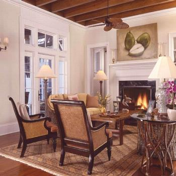 Asian decor  british colonial style k... -  Asian decor  british colonial style kitchen west indies