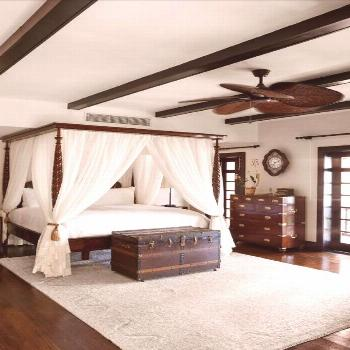 British Colonial Decor Bedroom West Indies Western decor Western decor      british colonial decor