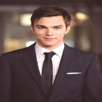 Nicholas Hoult Nick as Eikko Koskinen from the Selection Universe, NYT bestselling book series by K